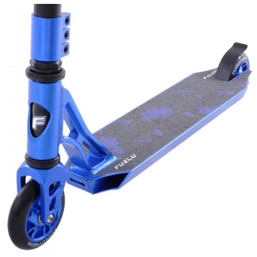 Kaskadérska Kolobežka FUZLU Falcon Pro - modrá