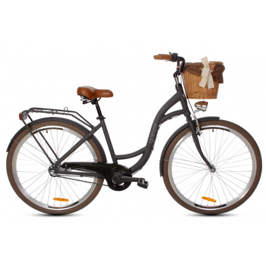 Dámsky mestský bicykel Goet...