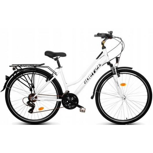 """Bicykel GOETZE Trekingový 28"""" GEMINI SHIMANO Biely"""