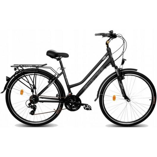 "Bicykel GOETZE Trekingový 28"" GEMINI SHIMANO Čierny"