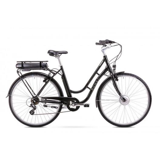 Elektrický Bicykel ROMET LEGENT E01 M Čierny