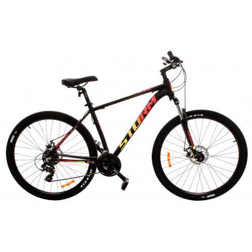 "Bicykel MTB Storm SHARK 19"" / 29"" Black"