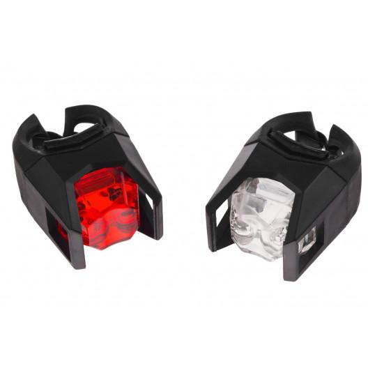 LED osvetlenie na bicykel V...