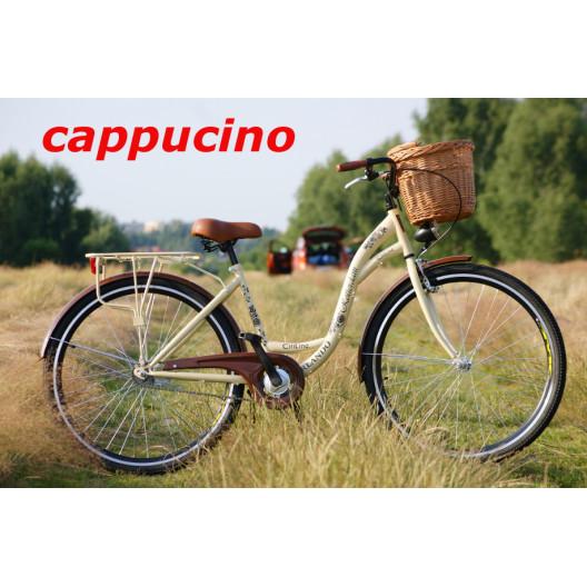 Dámsky Mestský Retro Bicyke...
