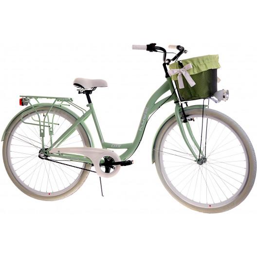 Dámsky Retro Bicykel CITY 2...