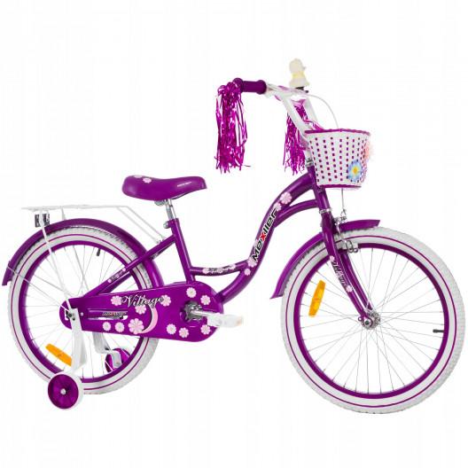 Detský bicykel MEXLLER VILL...