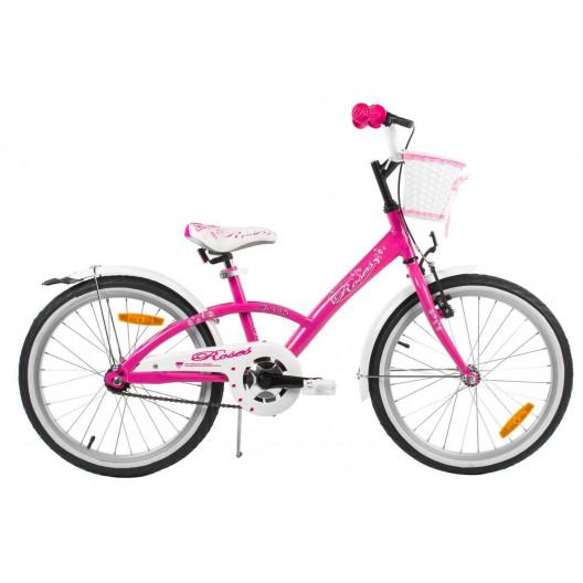 "Detský bicykel 20"" ROS..."