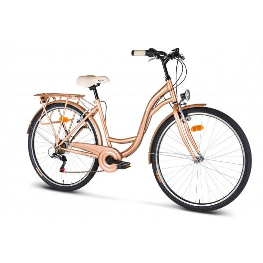 Mestský Retro Bicykel VELLB...