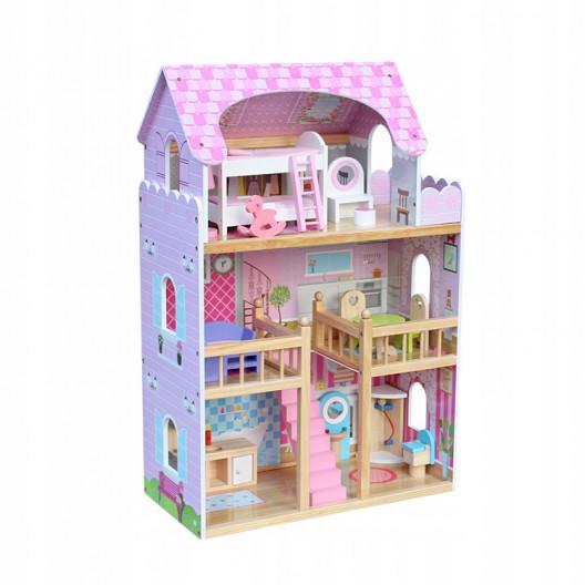 Wooden Toys Drevený Domček NADIA