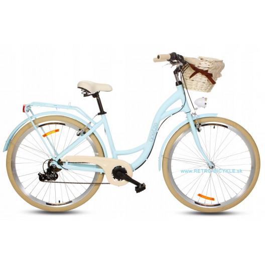Retro Bicykel GOETZE HLINIK...