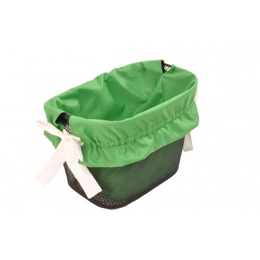 Bavlnená Výplň Do Košíka Zelená G4