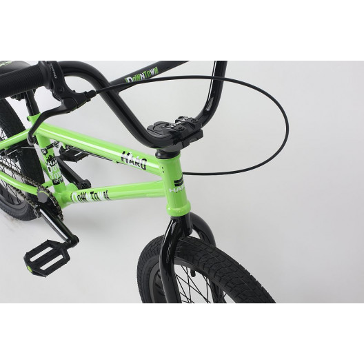Bicykel BMX Haro Downtown 18 2018