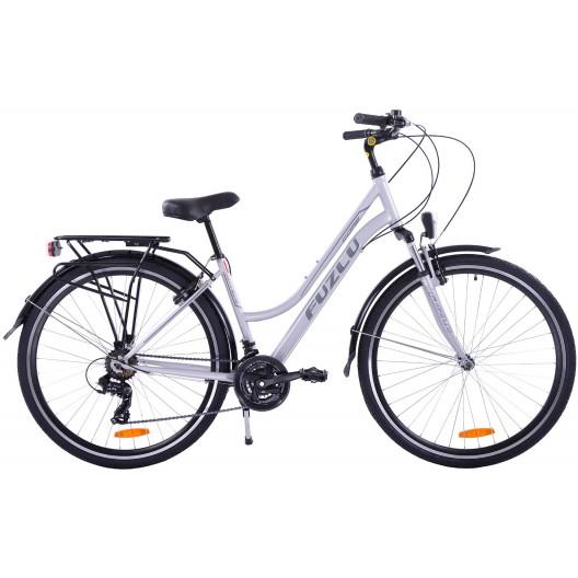 Trekingový Bicykel Fuzlu Co...